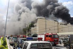 Cháy lớn ở Cần Thơ: Công ty may được bồi thường 18 triệu USD