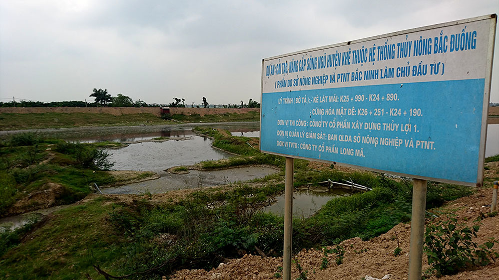 Ô nhiễm môi trường, Bắc Ninh, Nhà máy giấy, dự án nghìn tỷ
