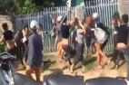 Hà Nội: Thiếu nữ bị đánh hội đồng bằng tuýp sắt