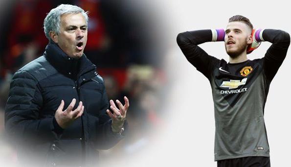 MU, De Gea, Mourinho, Real, tin chuyển nhượng