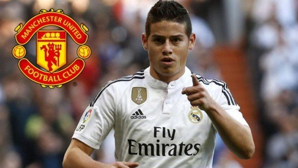 MU xác nhận mua James Rodriguez, Bale bị Ronaldo ép rời Real