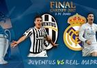 Lịch thi đấu chung kết Cup C1 giữa Real Madrid vs Juventus