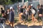 Điều tra gấp vụ thiếu nữ bị đánh hội đồng bằng tuýp sắt