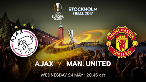 Lịch thi đấu chung kết Europa League, trực tiếp MU vs Ajax