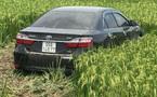 Khởi tố lái xe Camry đâm nhiều người thương vong