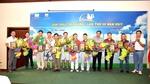 Gần 100 VĐV tham dự Giải Golf Sao Vàng lần III