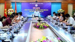 Cục Tần số dẫn đầu chỉ số CCHC Bộ TT&TT năm 2016