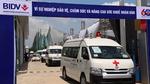 BIDV tặng 46 xe cứu thương cho các bệnh viện