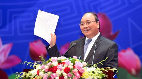 Thủ tướng gây bất ngờ cho doanh nghiệp