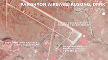 Ảnh vệ tinh 'tố' tên lửa Triều Tiên rất uy lực