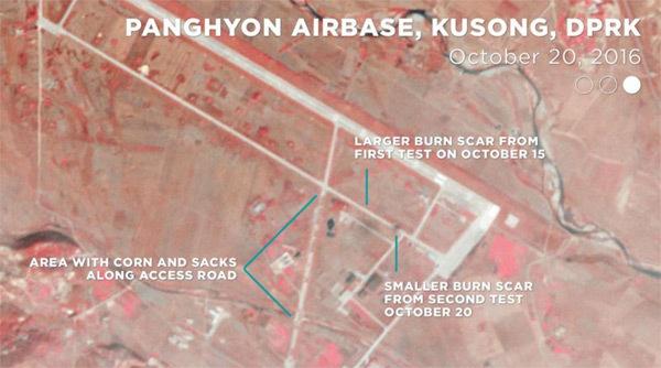 Triều Tiên, tên lửa Triều Tiên, hạt nhân Triều Tiên, ảnh vệ tinh Triều Tiên
