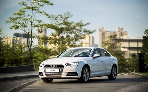 Xe sang Audi dính lỗi kỹ thuật
