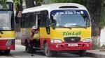Đề xuất xe buýt được bắt khách như taxi trong đô thị