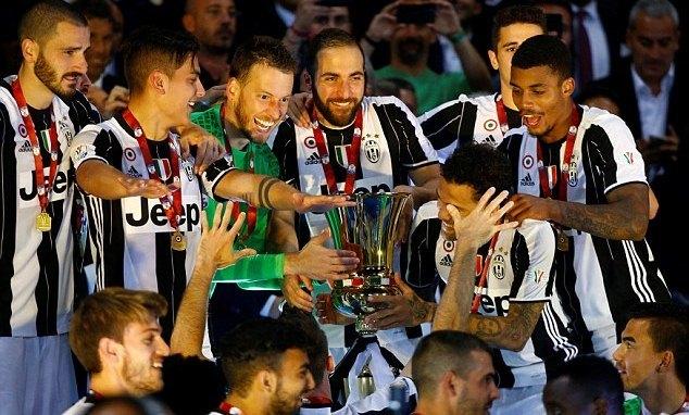 Coppa Italia, Juventus, Lazio,bảo kê