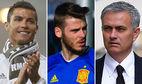 """Ronaldo """"chơi đểu"""" Mourinho, Griezmann hết cửa mơ mộng"""