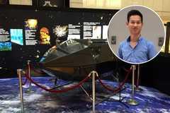 Xem xét cấp phép bay cho 'phi thuyền không gian' đầu tiên Việt Nam