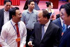 Thủ tướng gặp doanh nghiệp và Chính phủ hành động