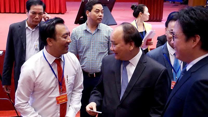 Thủ tướng gặp doanh nghiệp, doanh nghiệp tư nhân, Thủ tướng Nguyễn Xuân Phúc