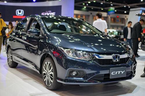 Honda City, ô tô giá rẻ, mua ô tô, mua xe