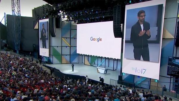Google I/O,sự kiện công nghệ,Google I/O 2017