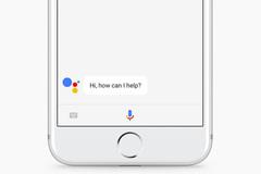 Trợ lý ảo của Google Assistant đã có mặt trên iPhone