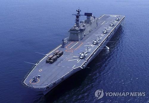 Mỹ tập trận đối phó vũ khí hủy diệt hàng loạt của Triều Tiên