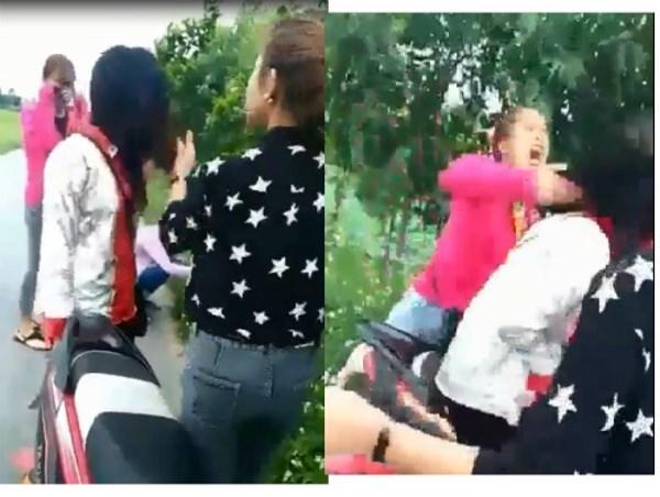 nữ sinh đánh nhau, bạo lực học đường