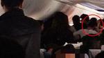 Đánh phụ nữ trên máy bay, nam hành khách bị cấm bay 1 năm