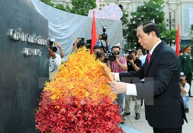 Chủ tịch nước,Trần Đại Quang,Chủ tịch nước Trần Đại Quang,Chủ tịch Hồ Chí Minh