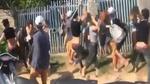 Triệu tập nhóm thanh niên đánh cô gái bằng tuýp sắt