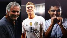 Mourinho rút ruột Real, Zidane tìm số 10