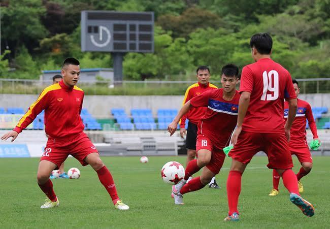 U20 Việt Nam vs U20 New Zealand, U20 Việt Nam, HLV Hoàng Anh Tuấn