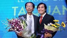 Bộ trưởng Giáo dục gửi thư chúc mừng 2 nhà khoa học đoạt giải Tạ Quang Bửu 2017