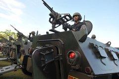 Binh sĩ Indonesia thương vong vì pháo TQ lỗi
