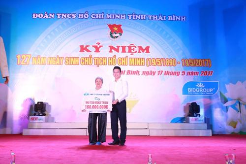 BIDGROUP xây nhà tình nghĩa tặng mẹ Việt Nam anh hùng