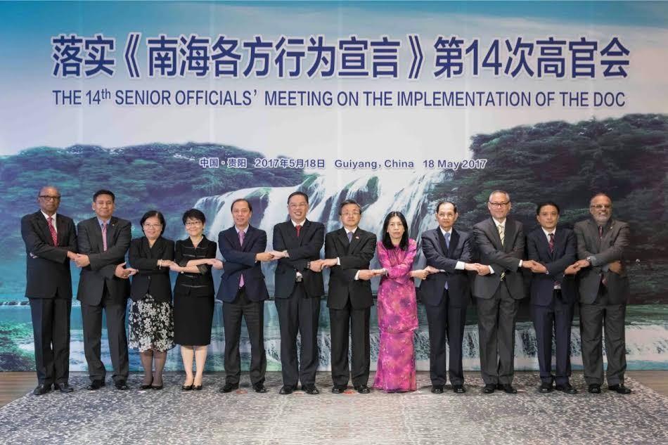 ASEAN - Trung Quốc họp về Biển Đông
