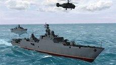 Nga sắp bàn giao tàu khu trục cho Việt Nam