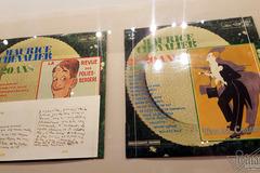 Bộ đĩa hát con gái nuôi gửi tặng Bác Hồ
