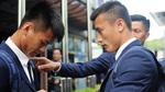 Tuyển thủ U20 Việt Nam như tài tử điện ảnh đổ bộ Cheonan