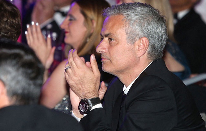 MU, De Gea, Smalling, Herrera, Mourinho