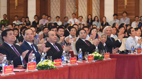 Thủ tướng: Thanh Hóa phải là kiểu mẫu về thu hút đầu tư