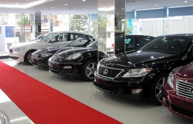 Bác kiến nghị về thuế tiêu thụ đặc biệt của giới kinh doanh ô tô