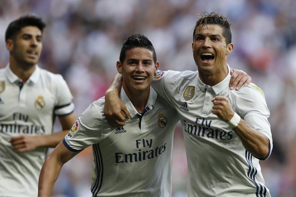 Real Madrid, Barca, La Liga