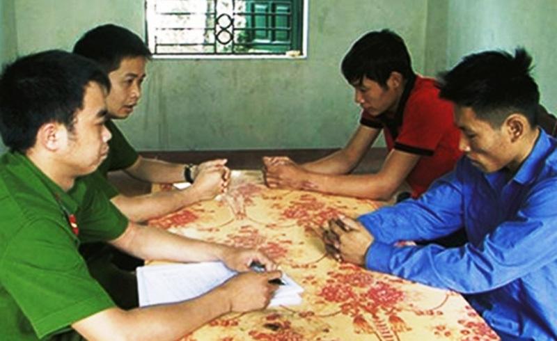 bắt cóc trẻ em, ma túy, Phú Thọ