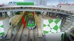 Mở cửa tham quan nhà ga đường sắt Cát Linh - Hà Đông