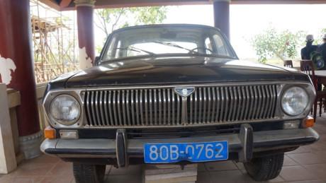 Ngắm ô tô hạng sang Volga của cố Thủ tướng Phạm Văn Đồng
