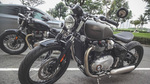 Chi tiết môtô Triumph nửa tỷ đồng của Cường Đô La