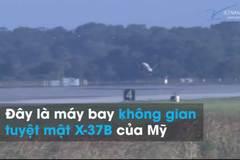 Máy bay không gian tuyệt mật X-37B của Không quân Mỹ