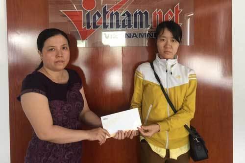 Hơn 88 triệu đồng đến với bệnh nhân Phạm Văn Khởi