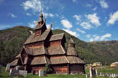 Kỳ lạ nhà thờ bằng gỗ không dùng đinh tồn tại suốt hơn 800 năm